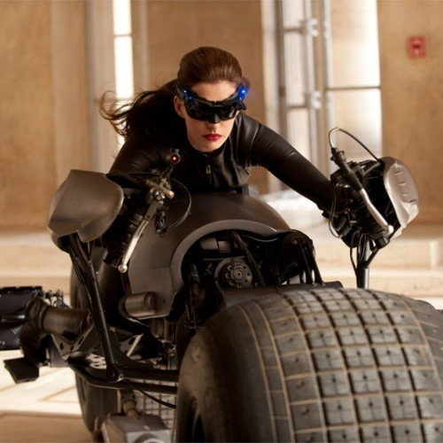 Slight Spoiler for The Dark Knight Rises with Anne Hathaway's Thoughts on Nolan's Universe