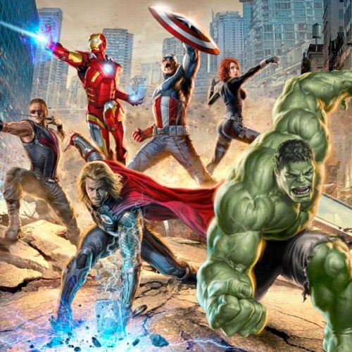 More New Footage from The Avengers to Premiere at New York Comic Con
