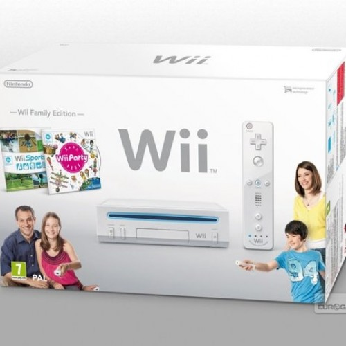 New Slimmer Wii with No Gamecube Support Announced in Europe..