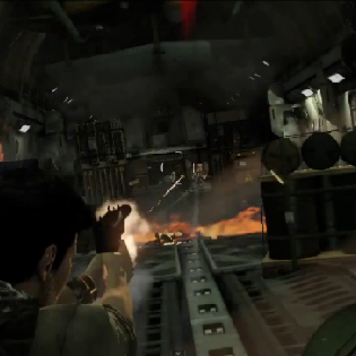 Drake's on a Plane Again – Amazing Gameplay Footage!