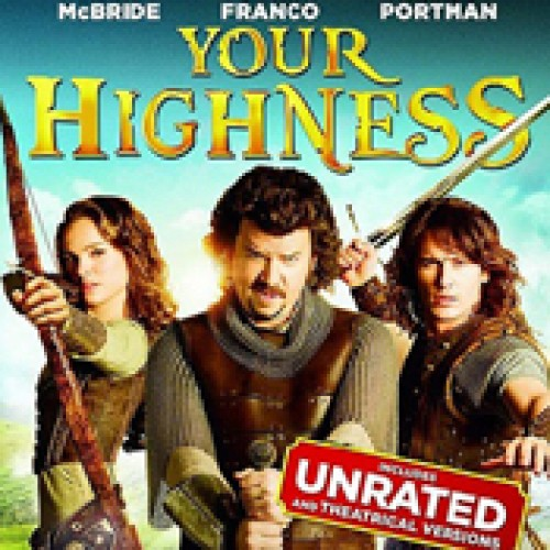Review: 'YOUR HIGHNESS' on Blu-ray