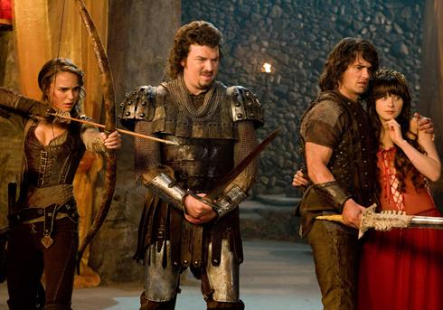 Review: 'YOUR HIGHNESS' on Blu-ray - Nerd Reactor