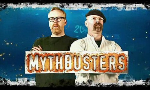 Mythbusters' Cannonball Causes Havoc in Residential Neighbourhood