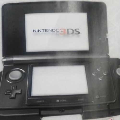 3DS Rests in a Soap Dish to Add a Second Analog Stick?