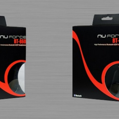 Review: NuForce BT-860 – Bluetooth Headset