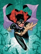 Batgirl 1 Cover DC New 52