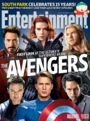 Entertainment Weekly Avengers Official First Look