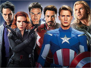 Entertainment Weekly Avengers Official First Look2