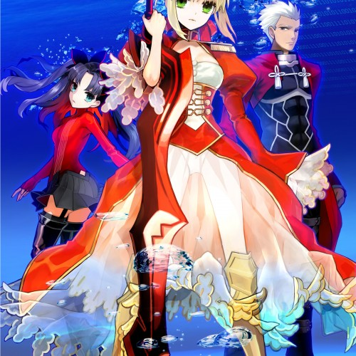 Fate/Extra Releasing November 1, 2011