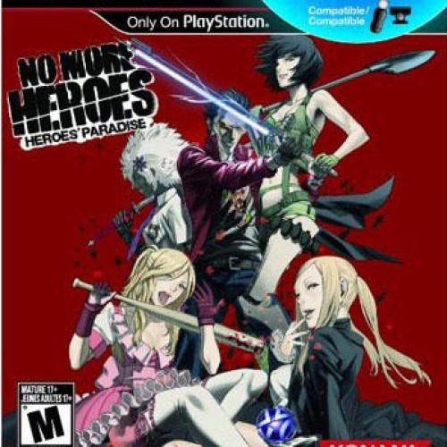 'No More Heroes: Heroes Paradise' Review – Not for Kids or Pansies