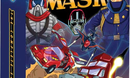 M.A.S.K. DVD Review
