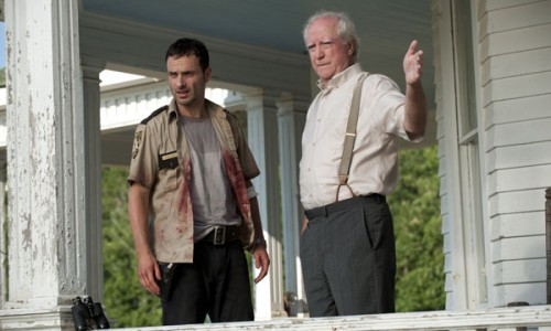 'The Walking Dead' Gets Renewed for a Third Season
