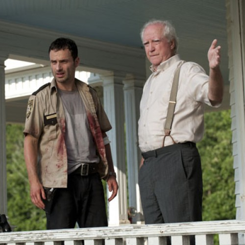 The Walking Dead's First Three Minutes from Ep 8: Nebraska and TV Spots
