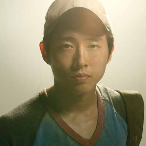 The Walking Dead's Steven Yeun voted 'Sexy Man of the Week'
