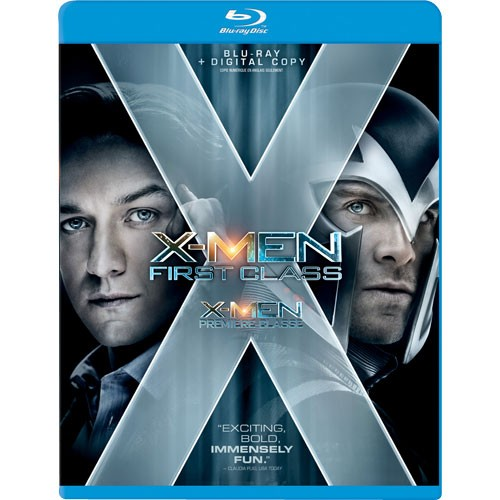 Blu-ray Review: X-Men: First Class