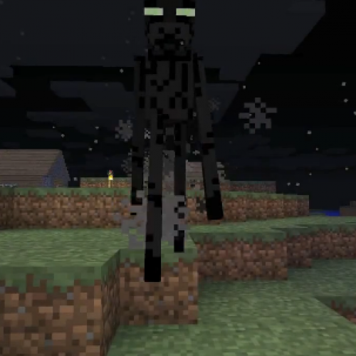 Don't Look at This Minecraft Adventure Update Trailer