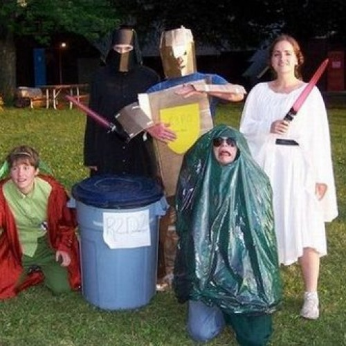 Defense of the Nerd: Being a Member of a Costume Club