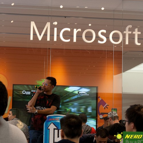 Gears of War 3 Launch Party at the Century City Microsoft Store
