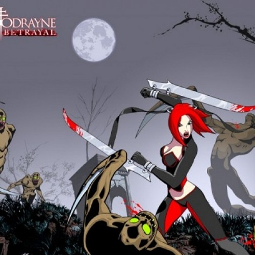 Review – Bloodrayne: Betrayal. 2-D Action Bliss, or Terrible Miss?