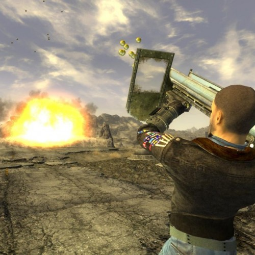 Fallout: New Vegas 'Gun Runner' DLC Pack