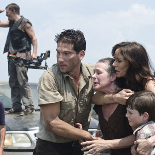 Even the cast from The Walking Dead are scared of DISH's removal of AMC