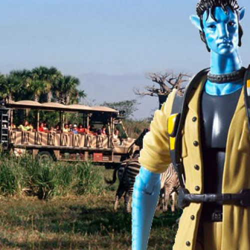 Disney releases new video for its Avatar-themed land