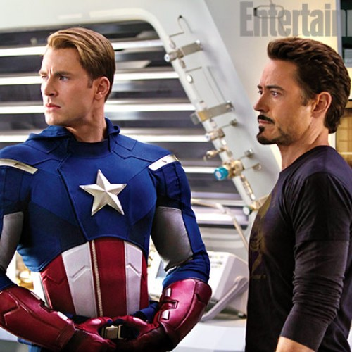 'The Avengers' Official Set Photos and Tom Hiddleston on Who's the Toughest Avenger