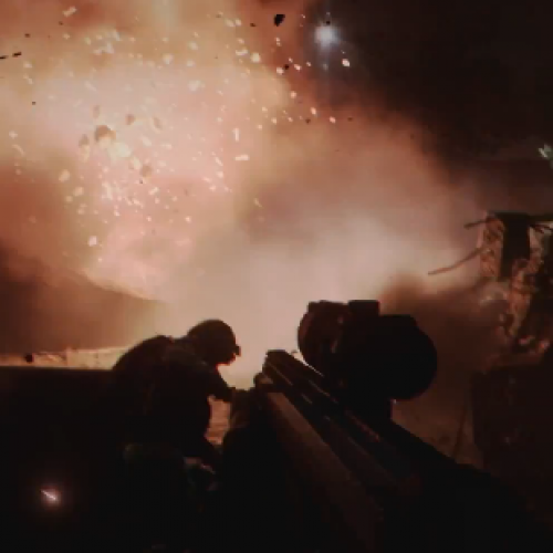 Battlefield 3 Brings Intense Nighttime Firefights in 'Operation Guillotine' Video