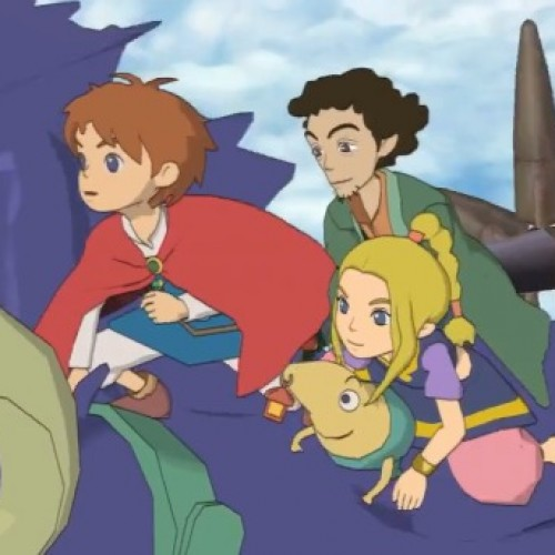 Contest: We're giving away 10 PS3 copies of Ni no Kuni: Wrath of the White Witch