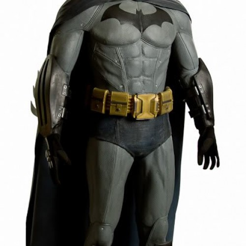 Realistic Looking Batman: Arkham Asylum/City Suit!