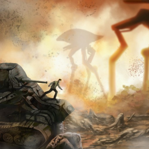 New Images and Trailer For War of the Worlds Video Game