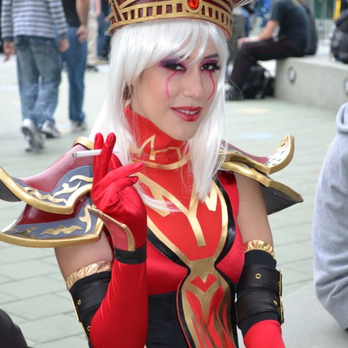 The Girls of BlizzCon 2011