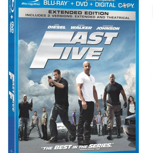 Blu-ray Review: Fast Five