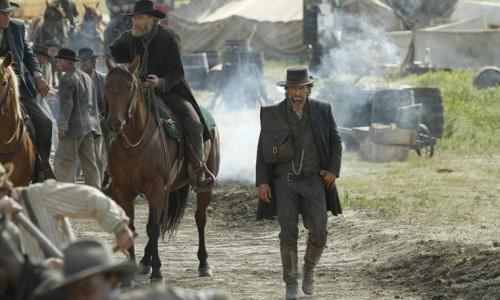 AMC's New Western – 'Hell on Wheels' Trailer and Behind the Scenes