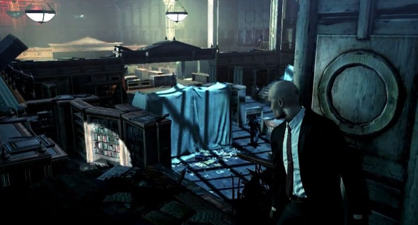 Hitman Absolution Gameplay Trailer Has You Running For Your