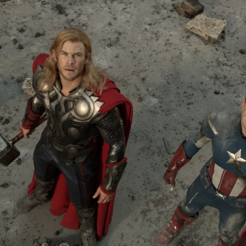 Chris Evans and 'The Avengers' Cast Members to Be at NY Comic Con and New Official Images