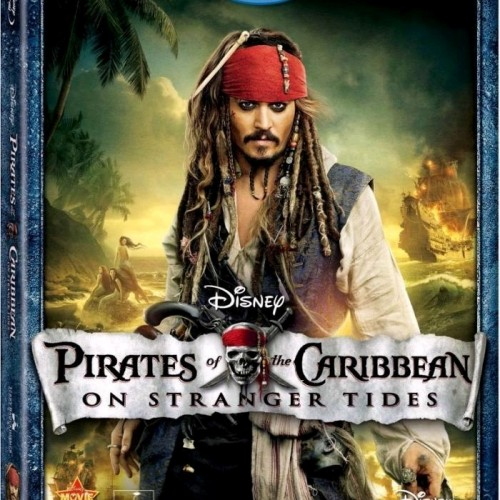 Blu-ray Review – Pirates of the Caribbean: On Stranger Tides