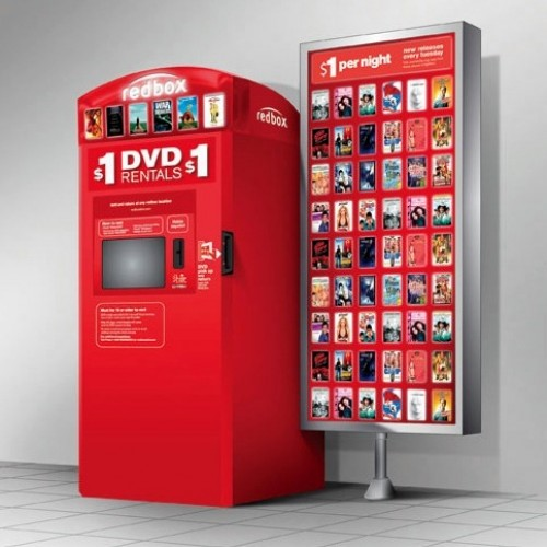 Redbox to Raise DVD Price this Monday