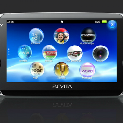 Sony's Vita Portable Gets a Release Date