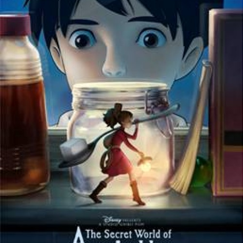 Studio Ghibli's 'The Secret World of Arrietty' Trailer and Release Date