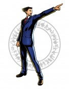 Ultimate MvC3 - Art Phoenix Wright