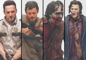 Walking Dead Figures - Intro