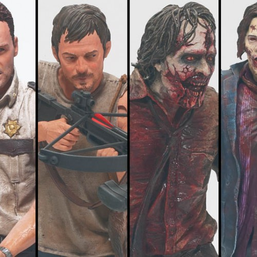 NYCC: 'The Walking Dead' Gets Action Figures