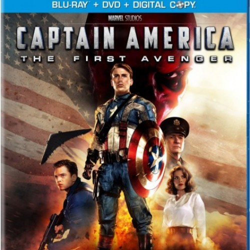 Blu-ray Review: Captain America – Justice Is Here