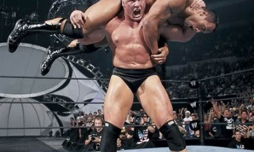 Brock Lesnar Returns To The WWE…Well Sort Of