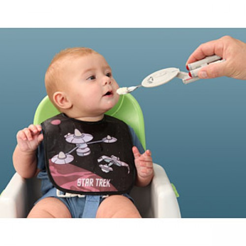 Feed Your Baby with the Star Trek Enterprise Light-Up Spoon