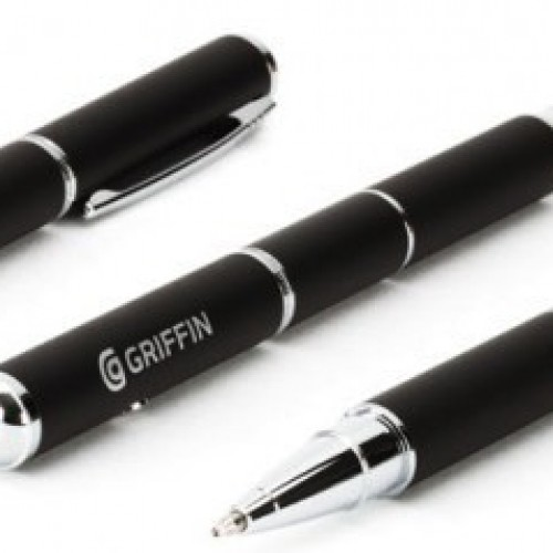 Griffin's 'Stylus + Pen + Laser Pointer' Simply Works