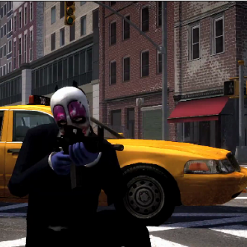 Get Double-Crossed in PAYDAY: The Heist 'Heat Street' Trailer