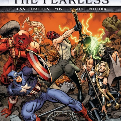 Comic Hit List: The Fearless #1