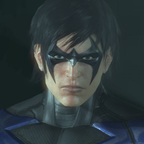 Nightwing Spotted in 'Batman: Arkham City'